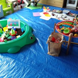 Make Time Peppa Pig party