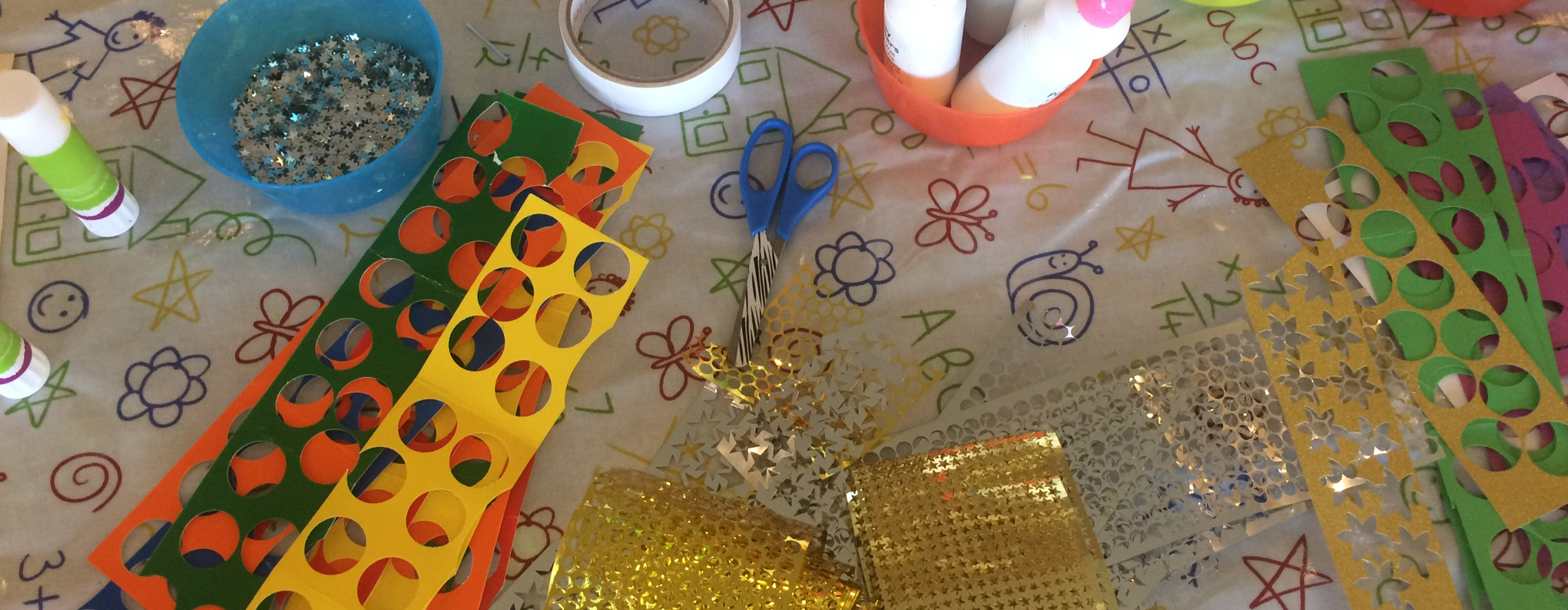 Crafts for parties