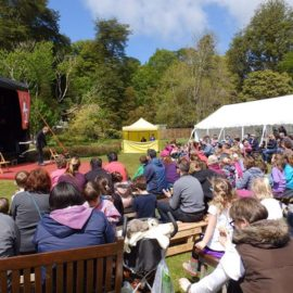May half-term crafts at Rockliffe Hall and Muncaster Festival